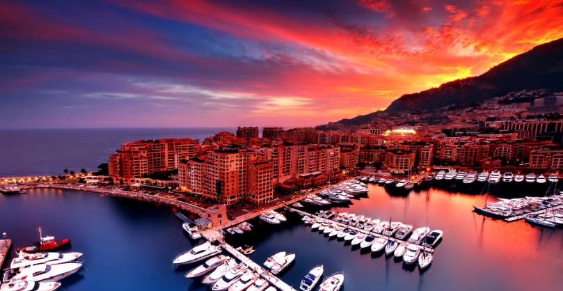Resa till Monaco