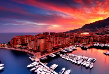 Resa till Monaco bokad!
