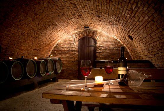 Bygga en egen vinkällare